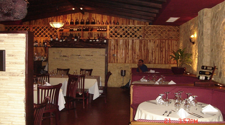 Restaurante la boheme