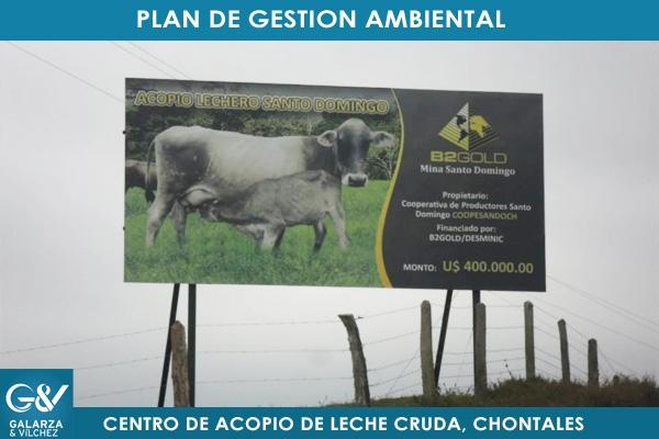 estudios de impacto ambiental nicaragua