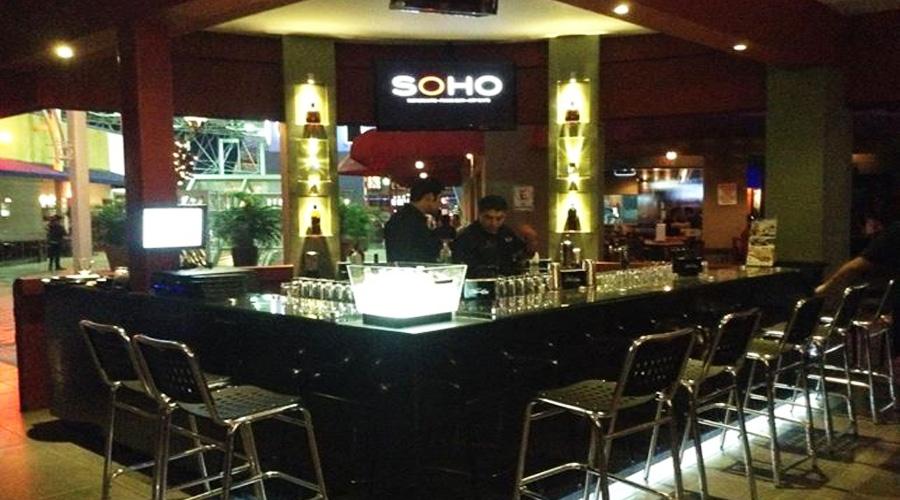 Restaurante Soho